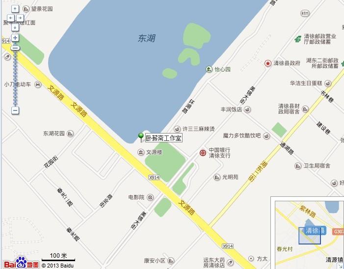 米薪湾镇地图